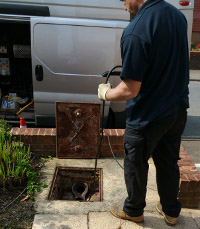 Cleared blocked drains in Newhaven